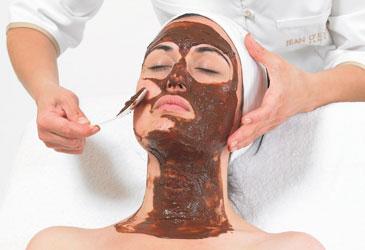 chocolade masker