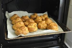 gebakken soezen