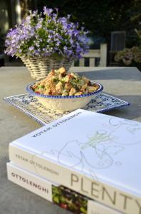 Ottolenghi's broodsalade met quinoa